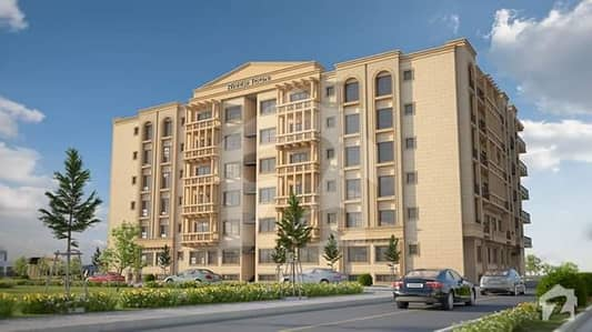 2 Bed Room luxury Apartment are available  Ground Floor  on 3 years Easy installment  at River Garden islamabad