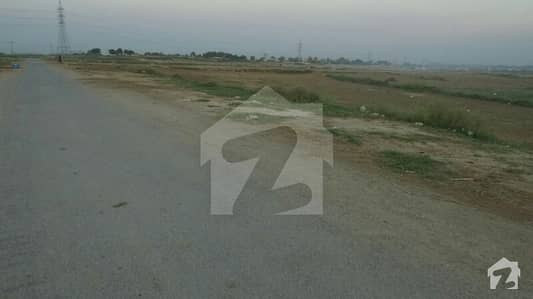 Residential Plot Is Available For Sale In Corner