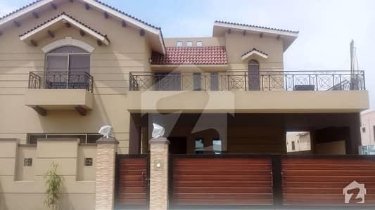 Superb Un Touch 17 Marla 5 Bed House For Sale Askari 10 Lahore