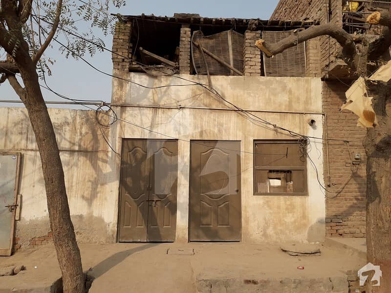 House Available For Sale In Muslim Town