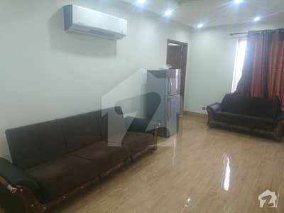 Furnished Apartment For Rent in Sec D AA Block Bahria Town Lahore