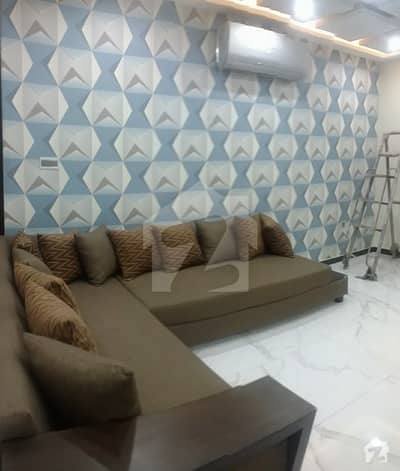 Luxury Furnished Apartment For Rent in Sec D, Bahria Town Lahore