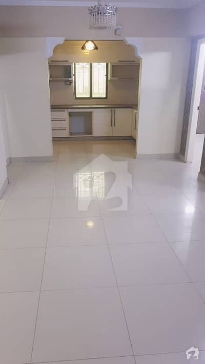 New 3 beds dd flat for rent  Nazimabad no4