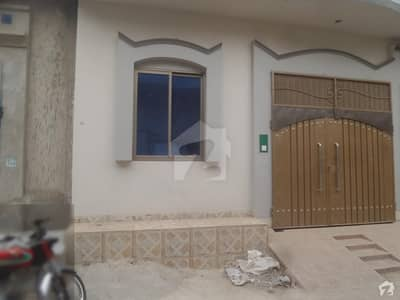 Zahid Town Newly Build Double Storey House For Sale