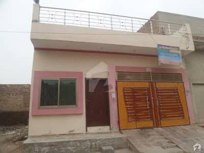 Zahid Town Single Storey House For Sale
