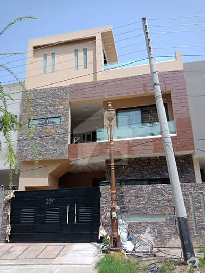 5 Marla Residential House Is Available For Rent At Eden Boulevard At Prime Location