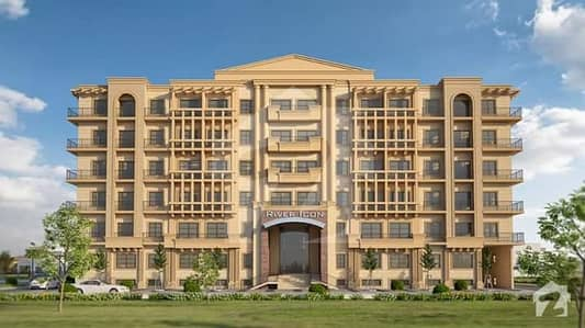River Garden islamabad 3 Bed Room luxury Apartment are available on 3 years easy installment  Golden investment Opportunity