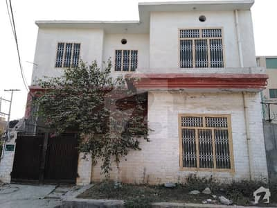 Double Storey House Is Available For Sale In X Block