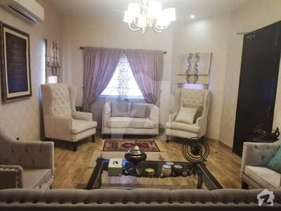 Fully Furnished Town House For Sale At Hill Park Karachi With 2 Car Parking