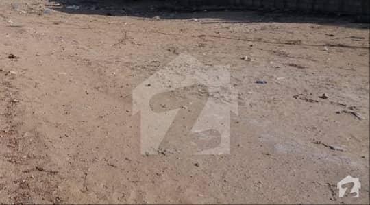 500YARD PLOT FOR SALE ZONE C DHA KARACHI