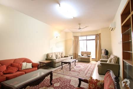 F6 Fully Furnished 3 Bedroom Upper Portion Available For Rent