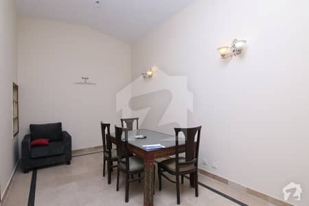 F6 Fully Furnished 2 Bedrooms Upper Portion Available For Rent