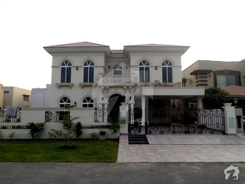 One Kanal House For Sale Lahore Cantt Sher Shah Road