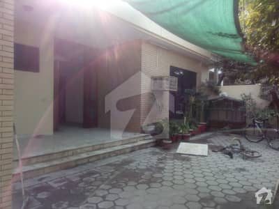 1 Kanal Permanent Commercial House for Rent in Model Town