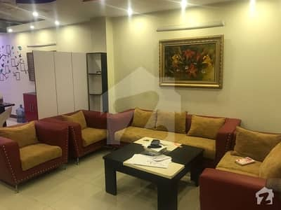 Fully Furnished New Lift Parking Apartment For Rent