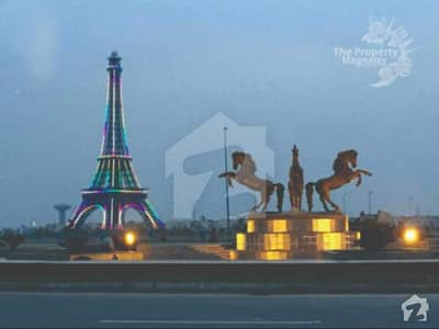 5 Marla Plot For Sale In Usman Block Bahria Town Lahore