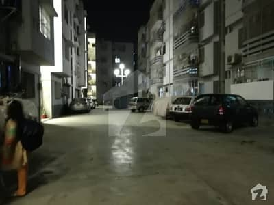 CHANCE DEAL Flat available For Sale Safari Heights vip Block 15 of gulistan johar