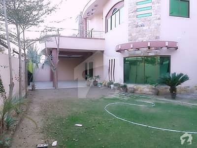 20 Marla Luxury 07 Bedroom House For Rent In Sahiwal