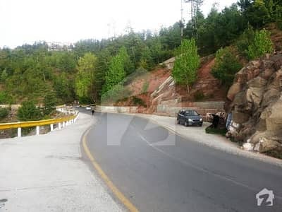 Main Road Commercial Plot Near Sunny Bank Between Pso And Attock Petrol Pump On Kashmir Road