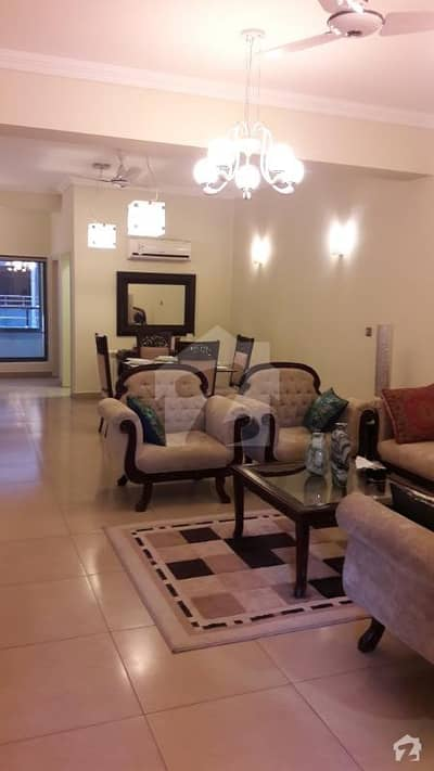 Apartment is available for RENT in karakuram diplomatic enclave islamabad
