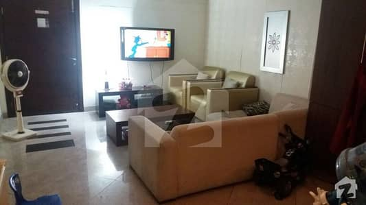 1 BED FURNISHED APPARTMENT FOR RENT IN BAHRIA HIGHTS 3