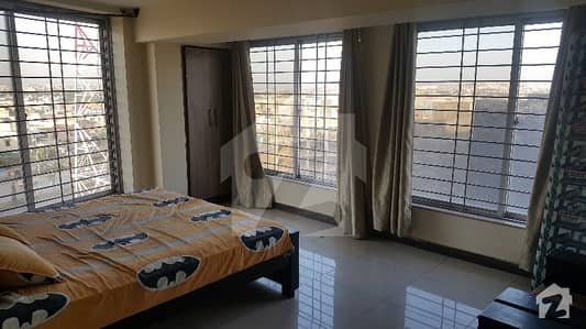 1 BED FURNISHED APPARTMENT FOR RENT IN BAHRIA TOWN PHASE 4