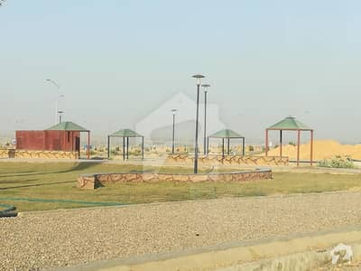 Bahria Town Karachi  Ali Block 125 Yards Residential Plot For Sale
