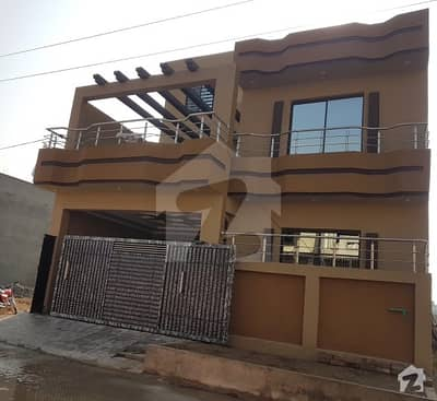 7 Marla Double Storey House For Sale In Shaheen Town Islamabad