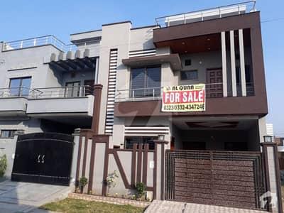 5 MARLA HOUSE FOR SALE IN JUBILEE TOWN