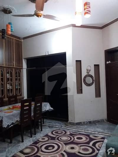 A Single Storey Beautiful House For Sale In Gulzar-e-Quaid Housing Society