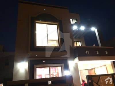 5 MARLA BRAND NEW IDEAL HOUSE FOR RENT IN BAHRIA TOWN LAHORE