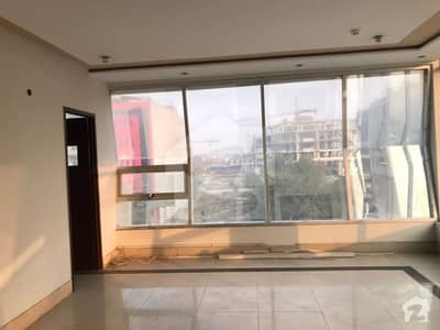 Ibrahim Properties Offers 4 Marla Marla 1st   floor commercial for rent in dha Phase 6 MB