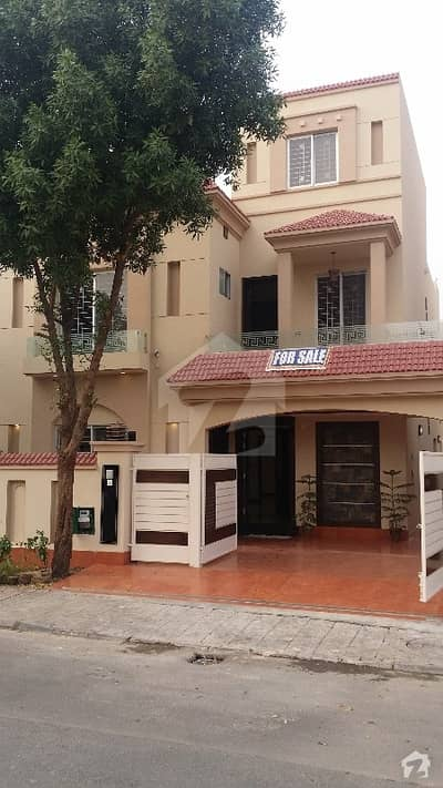 SPANISH STYLE 10 MARLA BRAND NEW HOUSE FOR SALE IN BAHRIA TOWN LAHORE