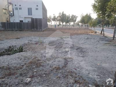 14 Marla Corner Facing Park Possession Paid Plot Ghaznvi Block Bahria Town Lahore