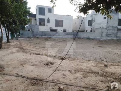 17 Marla Corner Possession Paid Plot Janipar Block Bahria town Lahore