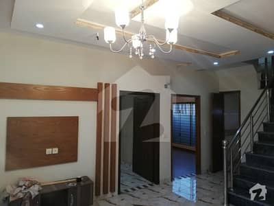 5 Marla brand new luxury house for rent in state life housing society
