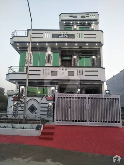 Beautiful House Is Available For Sale In G-13 Islamabad