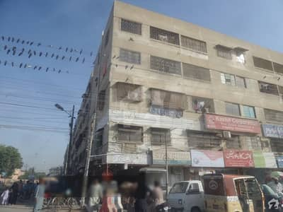 810 Sq Ft 3rd Floor Flat Is Available For Rent In Shah Faisal Plaza Block B