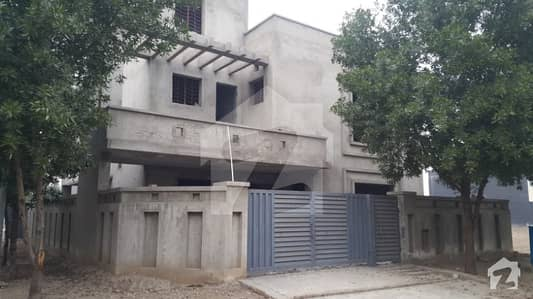 11. 80 Marla Gray Structure House For Sale In Bahria Education Medical City