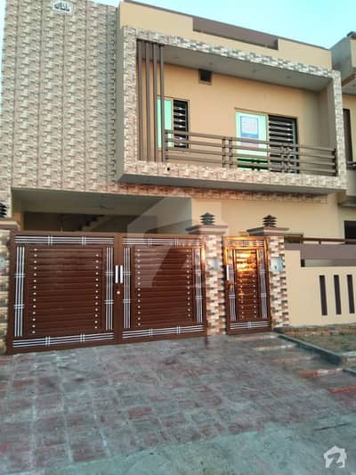 Double Storey house for rent in Jinnah garden