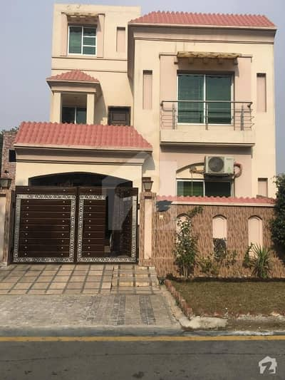 5 marla double story house for sale in bahria nasheman ferozpur road LHR