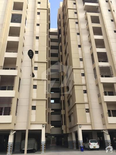صائمہ جناح ایونیو ملیر کراچی میں 2 کمروں کا 5 مرلہ فلیٹ 1.35 کروڑ میں برائے فروخت۔
