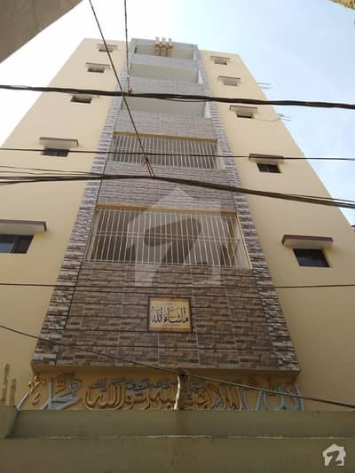 1st Floor Flat Brand New Is Available For Sale