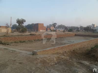 Residential Plot For Sale At Canal View, Okara