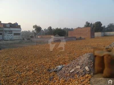 Residential Plot For Sale At Sami Ghafoor Block, Okara