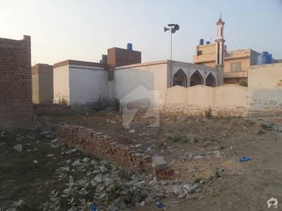 Residential Plot For Sale At Hashmat Block, Okara