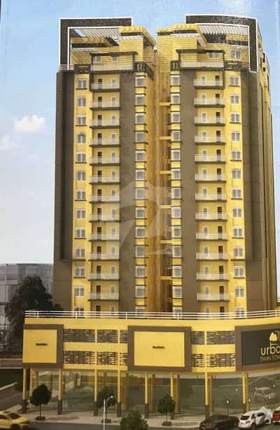 2nd Floor Brand New Luxury Apartment Sale In Urban Twin Tower