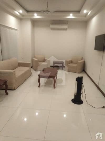 Prime Location Brand new semi furnished Tilled flooring