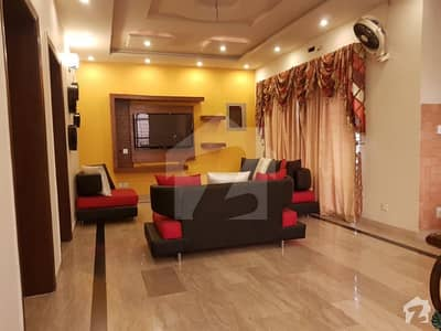 10 marla fully furnished house for rent in DHA phase 5