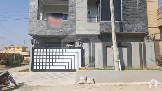Dobul story CorNer house for sale in soan garden islamabad